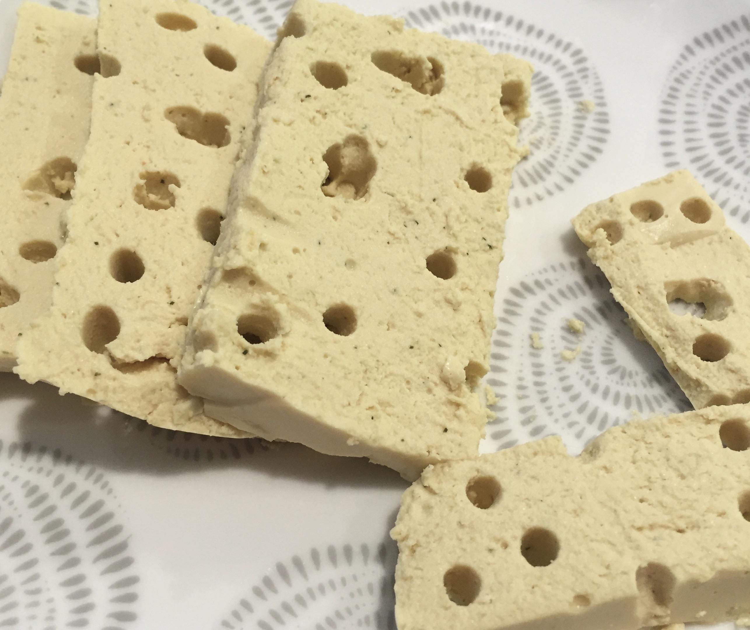 Swiss (non-dairy) Cheeze - Edible Musings | 2572 x 2158 jpeg 807kB