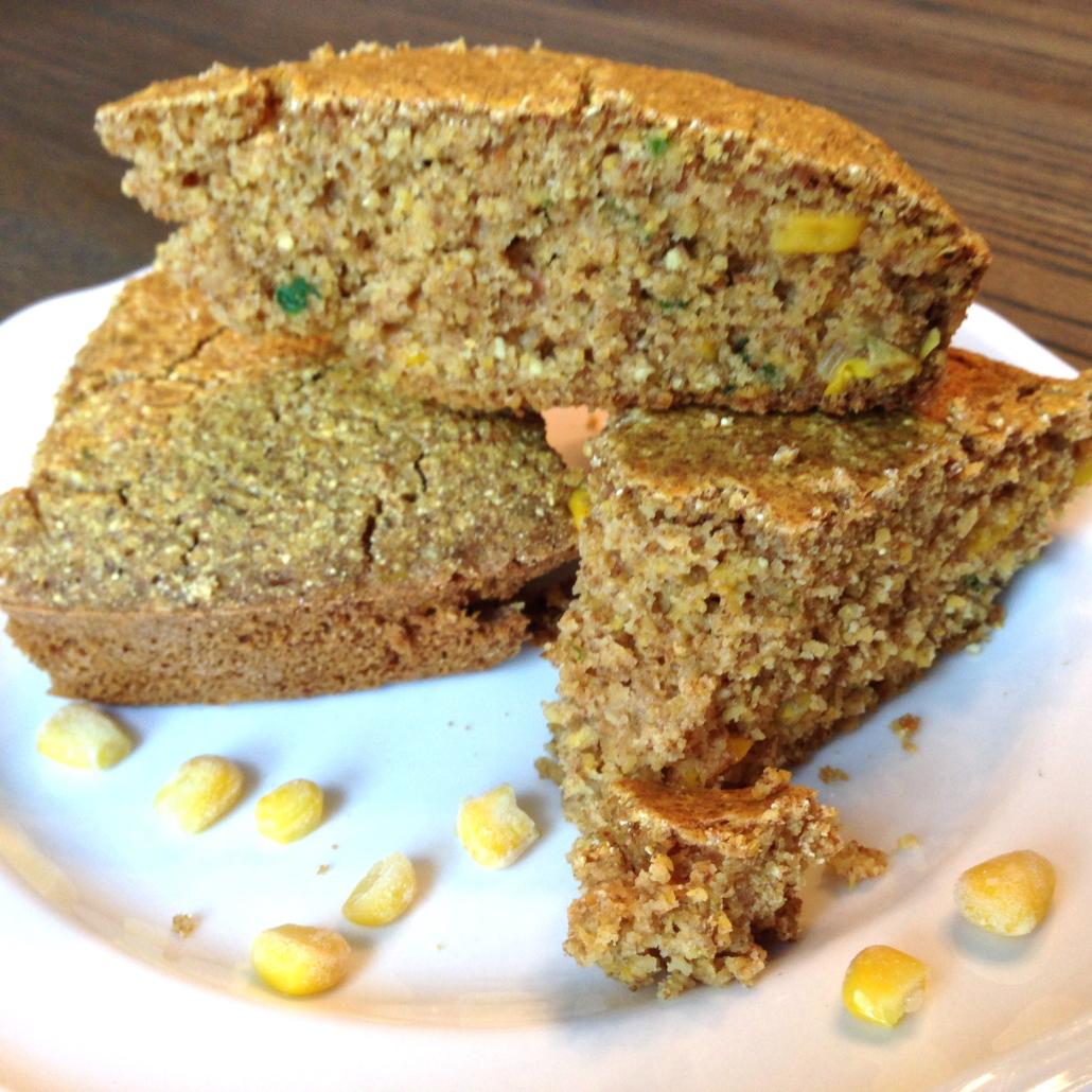 Fiesta Corn Bread Edible Musings